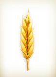 Wheat, icon Royalty Free Stock Photos