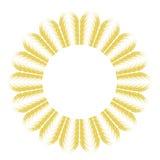 Wheat Icon Royalty Free Stock Photo