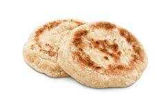 Wheat round tortillas Royalty Free Stock Image