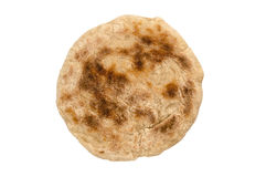 Wheat round tortillas stock photography
