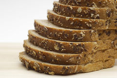 Wheat And Rye Breads Stock Images