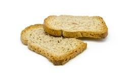 Wheat toast Stock Photos