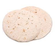 Wheat tortillas Stock Photography