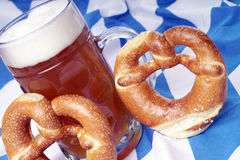 Wheatbeer Stock Photography