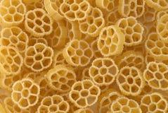 Wheaten italian pasta. As background Royalty Free Stock Photography