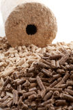 Wheatfeed pellets Royalty Free Stock Image