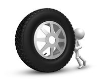 Wheel Royalty Free Stock Image