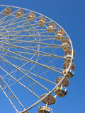 Wheel. A ferris wheel stock photos