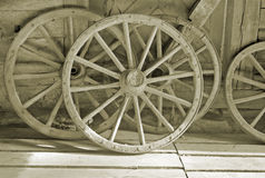Wheel. Royalty Free Stock Images