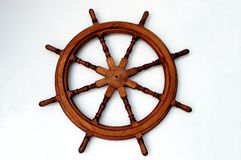 Wheel. Steering wheel Stock Images