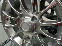 Wheel. Of the car Royalty Free Stock Images