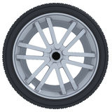 Wheel Royalty Free Stock Photography