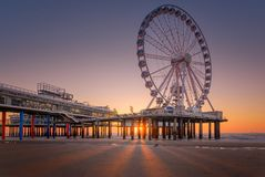 The Wheel.  Royalty Free Stock Photography