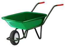 Free Wheel Barrow Stock Images - 52778324