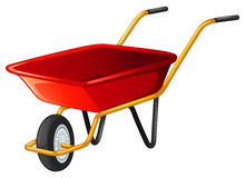 Wheel barrow Stock Photos