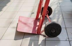 Wheel barrow Royalty Free Stock Photo