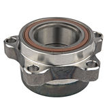 Wheel bearing kit Stock Photo
