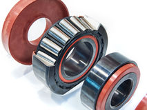Wheel bearing repair solution. Ready to fit wheel bearing repair solution royalty free stock images