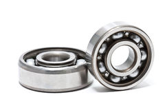 Wheel bearings. Royalty Free Stock Photography