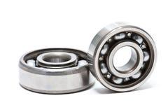 Wheel bearings. Wheel bearings, industrial equipment factory Royalty Free Stock Photography