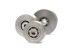 The wheel bearings Stock Photos