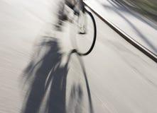 Wheel of bicycle Royalty Free Stock Photos