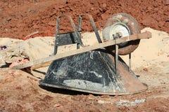 Wheel borrow Royalty Free Stock Photo