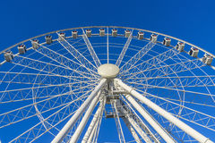 Wheel of Brisbane in daytime Stock Photography