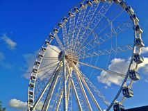 The wheel of Brisbane Stock Photos