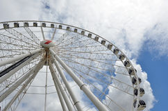 Wheel of Brisbane - Queensland Australia Royalty Free Stock Photos
