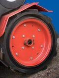 Wheel  building  mechanism Royalty Free Stock Photo