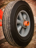 Wheel  building  tool Stock Image