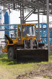 Wheel bulldozer Stock Image