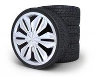Wheel car Royalty Free Stock Photography