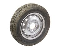 Car Wheel Tyre Stock Images