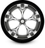 Wheel car Stock Photos
