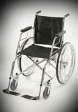 Wheel chair. Medical object royalty free stock photos