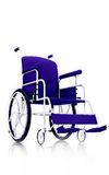 Wheel chair Stock Images