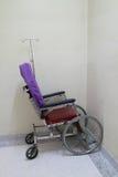 Wheel chair Stock Image