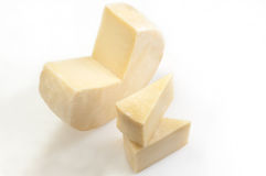 Wheel cheese Royalty Free Stock Images