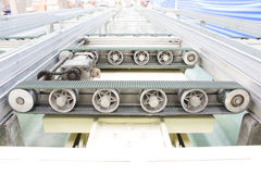 The Wheel Conveyor Small / Short, at industry stock photos