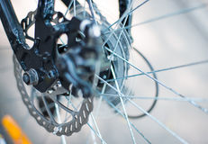 Wheel cycle Royalty Free Stock Image