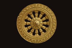 Wheel of dhamma Stock Images