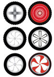 Wheel Royalty Free Stock Images