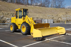 Wheel Dozer Royalty Free Stock Photos