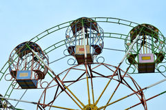 Wheel ferris Royalty Free Stock Images