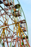 Wheel ferris Royalty Free Stock Photo