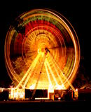 Wheel of fire Royalty Free Stock Photography