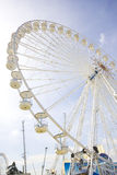Wheel funfair Royalty Free Stock Image