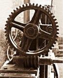 Wheel, Gear, Spoke, Iron royalty free stock images